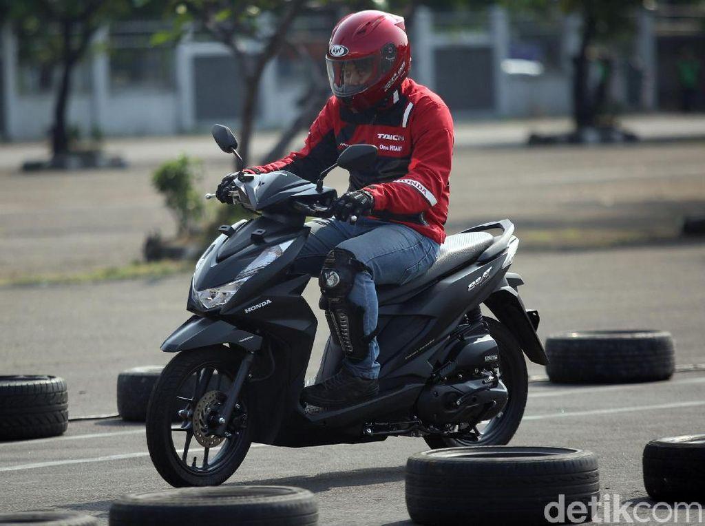 BeAT Sering Dibully Sebagai Motor Si Miskin, Ini Kata Honda