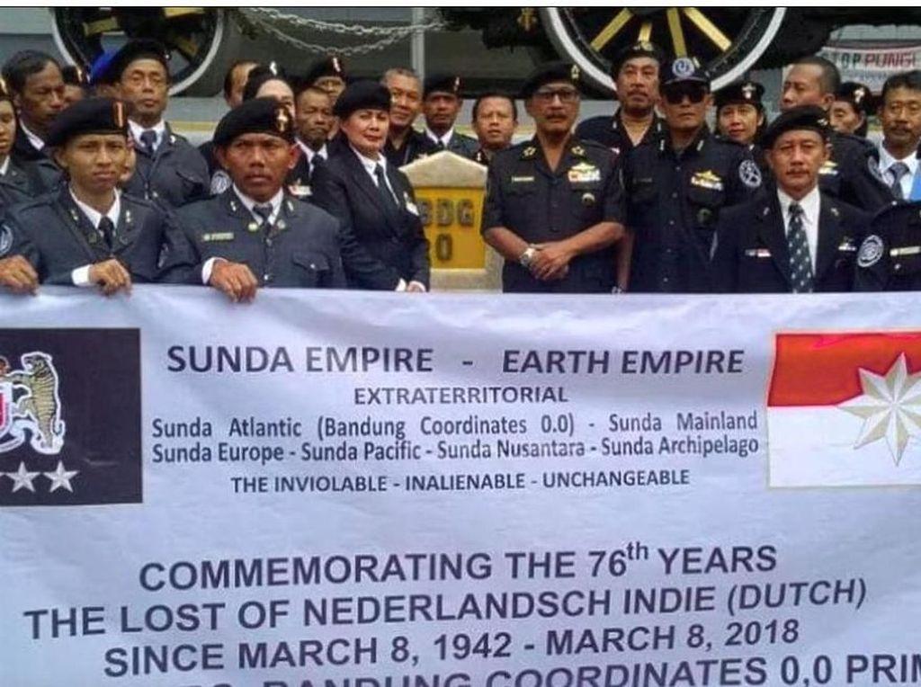 Selidiki Sunda Empire, Polisi Libatkan Budayawan dan Sejarawan