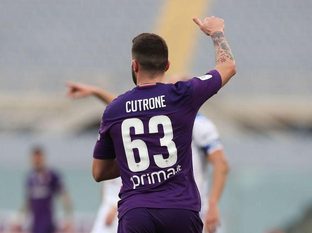 Bersama Fiorentina, Cutrone Ingin Bersinar Kembali