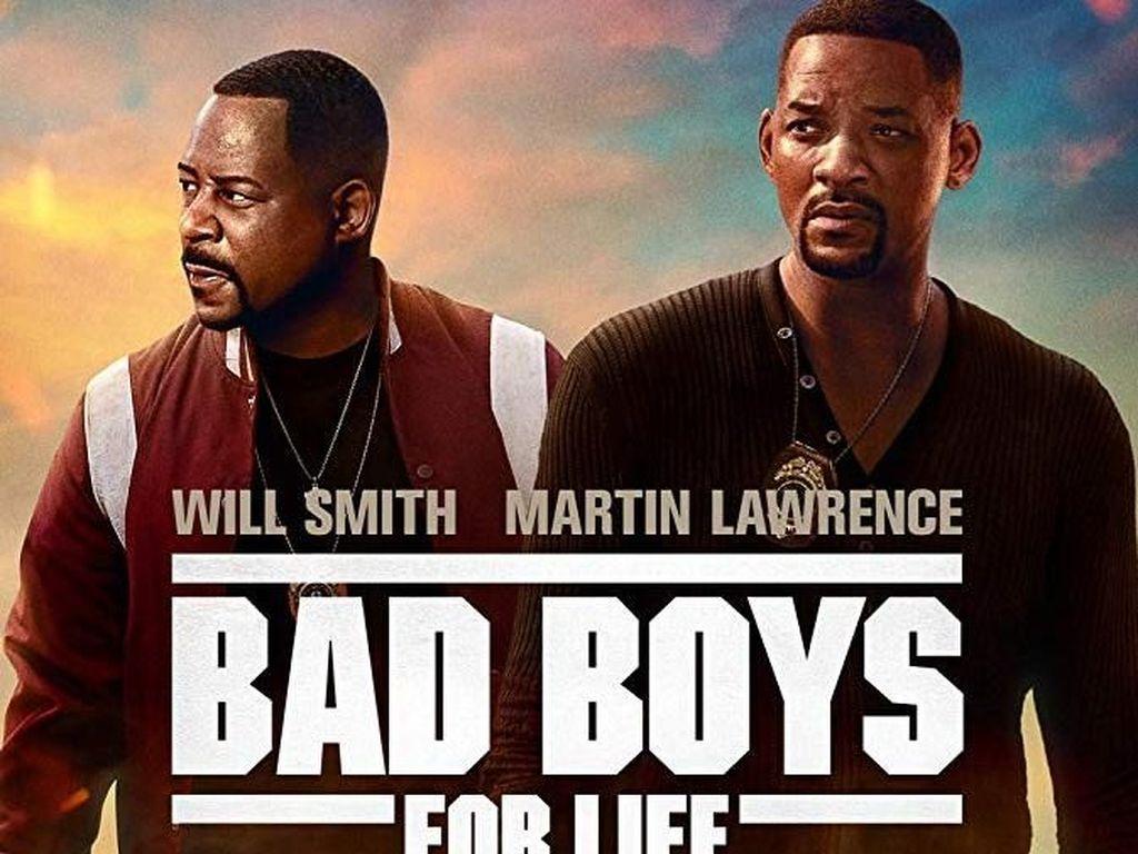 Sinopsis Bad Boys for Life, Aksi Will Smith dan Martin Lawrence