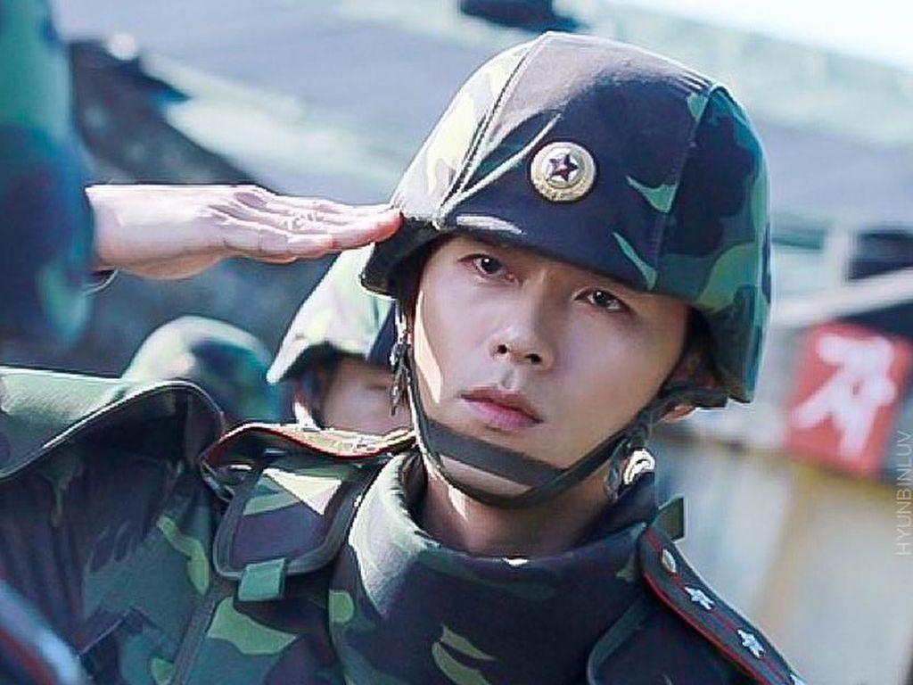 Ulang Tahun ke-38, Begini Penampilan Hyun Bin Saat Balita