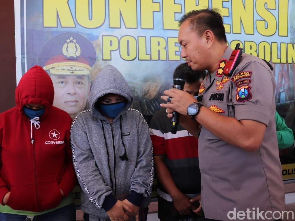 Puluhan PSK dan Bandit Jalanan Probolinggo Disikat di Awal Tahun