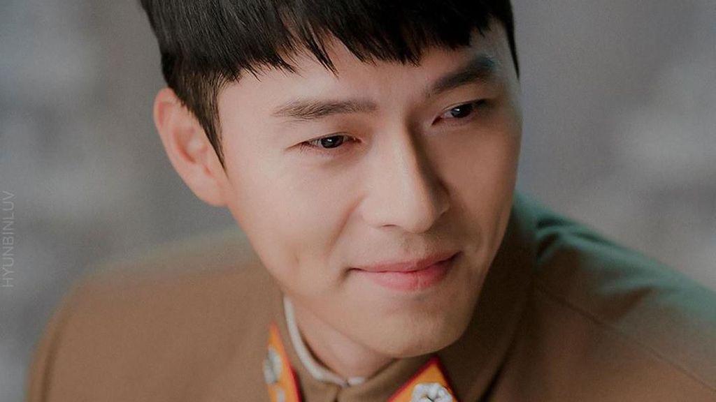 10 Pesona Hyun Bin di Drakor Crash Landing On You, Bikin Meleleh