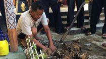 Terkuaknya Makam Janin di Kontrakan Raja Keraton Agung Sejagat