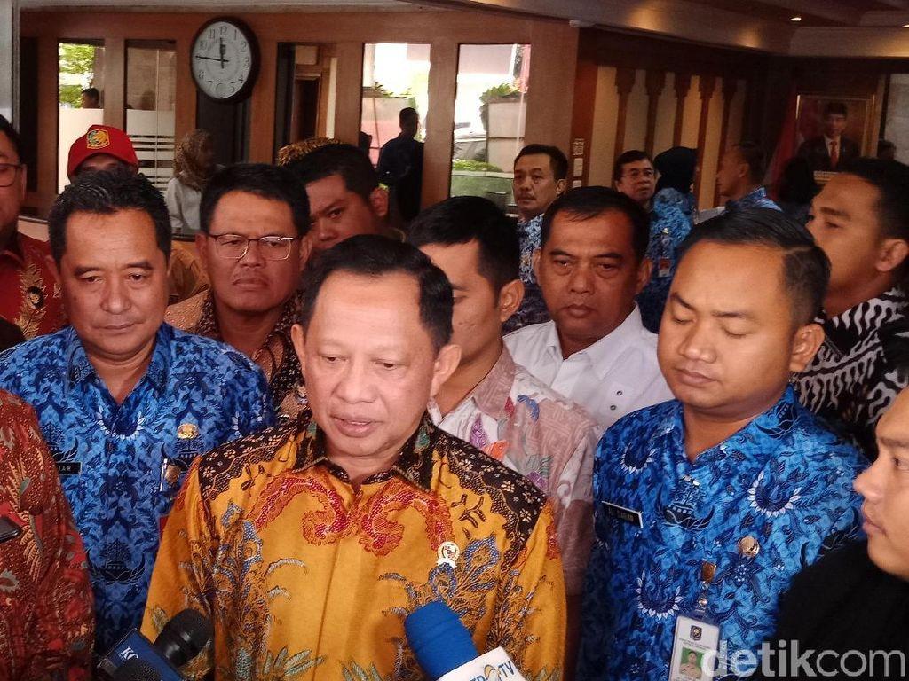 Jaga Stabilitas Jelang Pilkada, Tito Akan Panggil Partai di Luar Parlemen