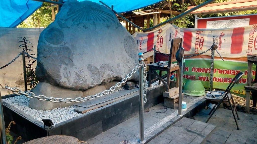 Keraton Agung Sejagat Punya Cabang di Klaten, Ini Penampakannya