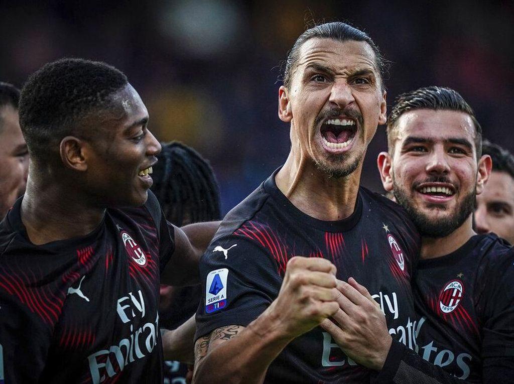 Derby Milan: Potensi Ancaman Ibrahimovic untuk Inter Sang Mantan