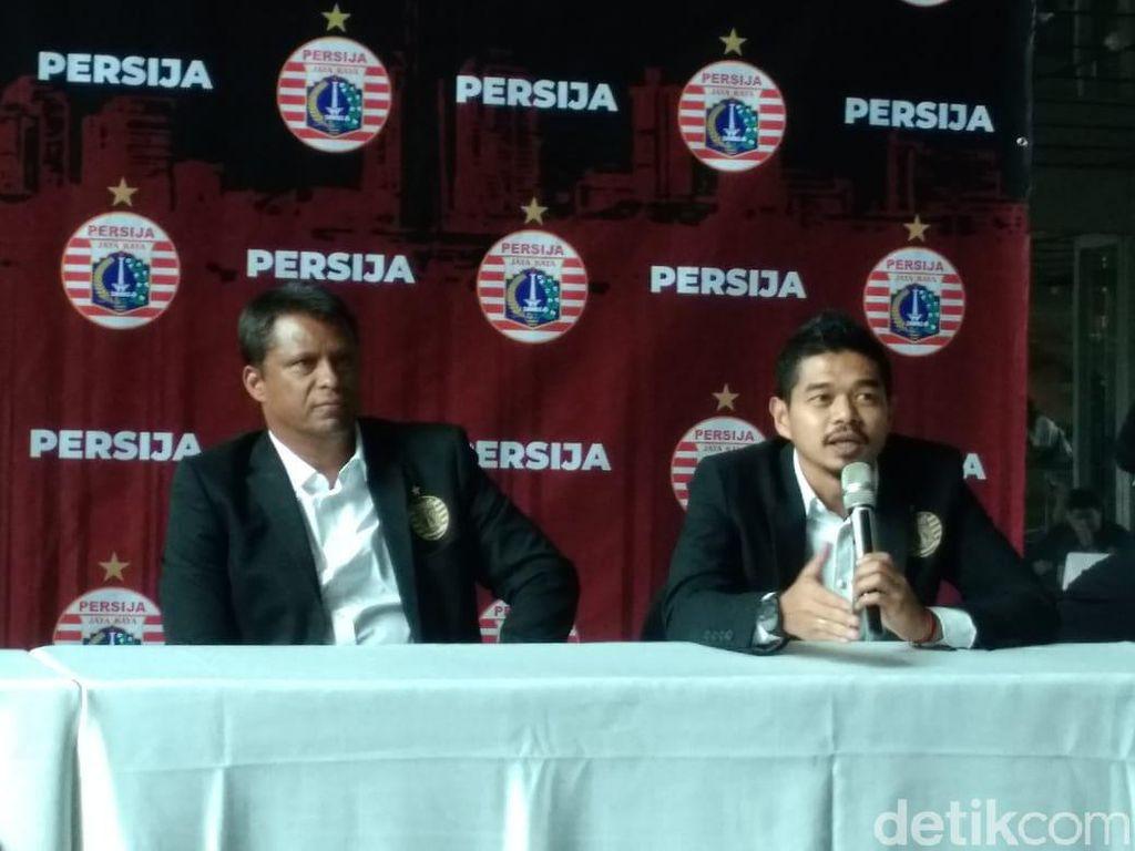Persija Jakarta Perkenalkan Sergio Farias