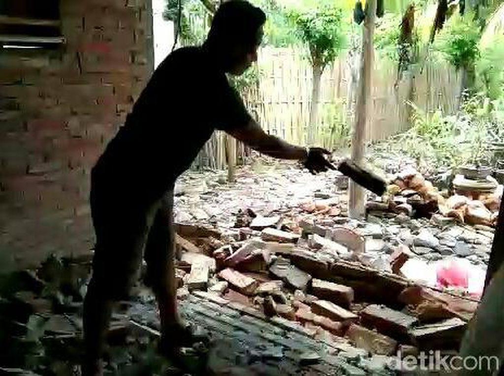 Bencana Tanah Gerak Ancam Banyuwangi