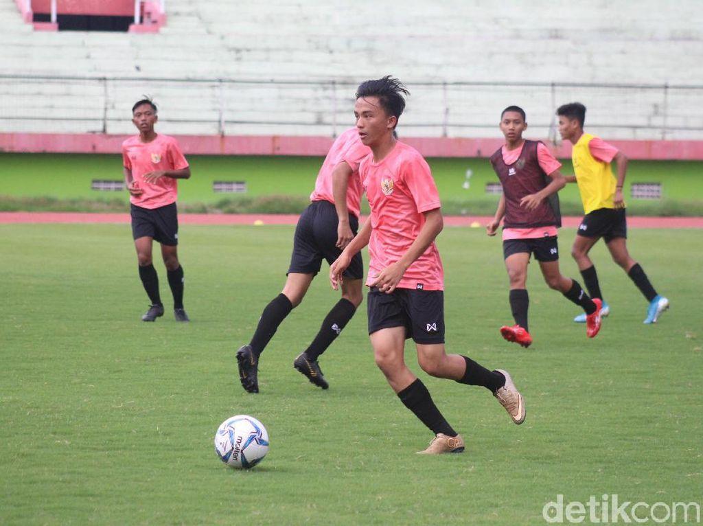 Songsong Piala Asia 2020, Timnas Indonesia U-16 Mulai TC di Sidoarjo