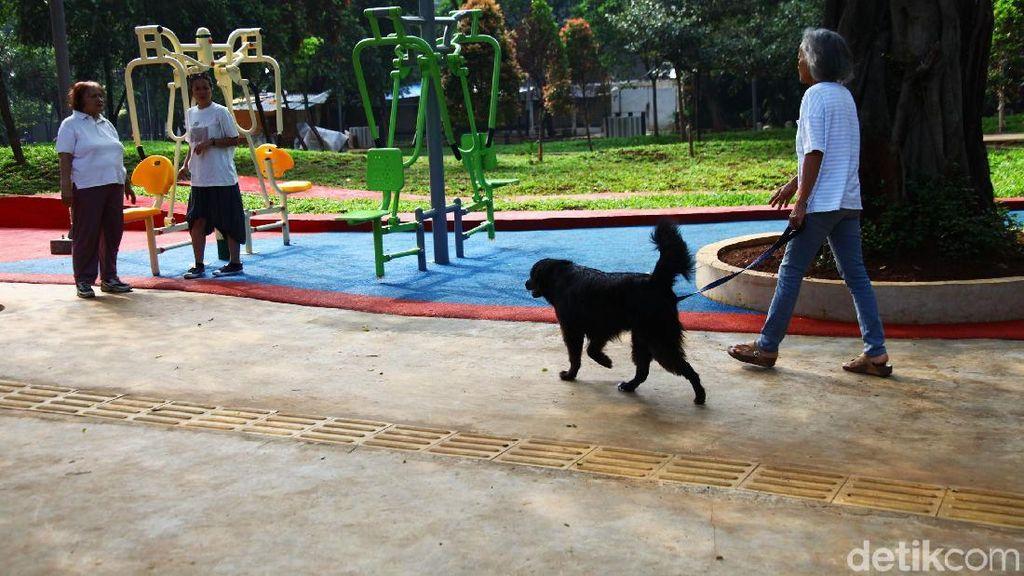 Taman Mataram Direnovasi untuk Manjakan Pengunjung