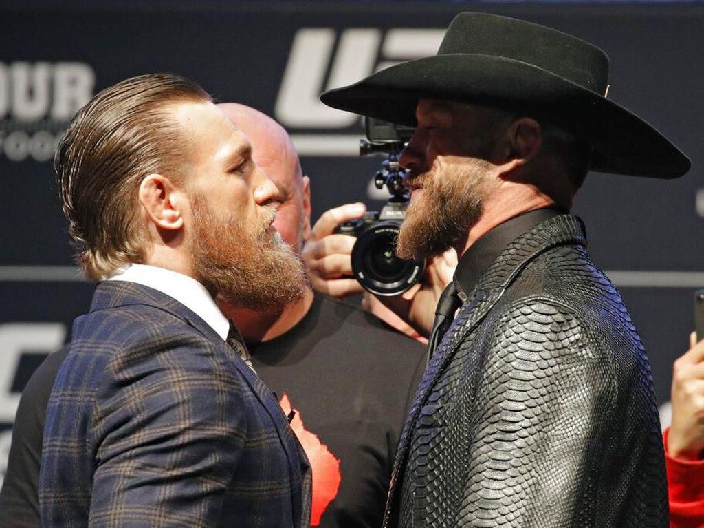 Jadwal UFC: McGregor Vs Cerrone
