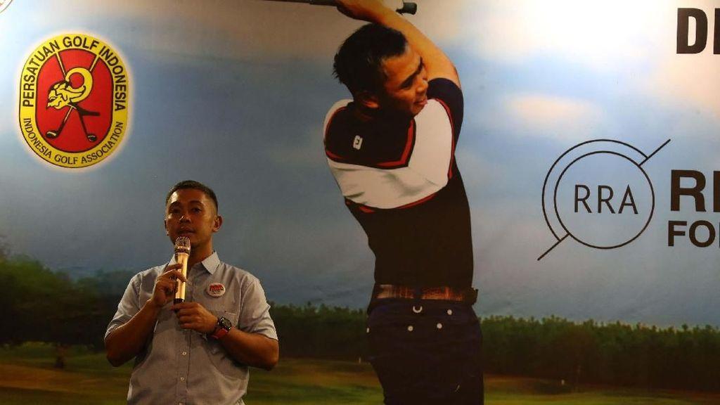 Reza Rajasa Deklarasi Caketum PGI Jakarta