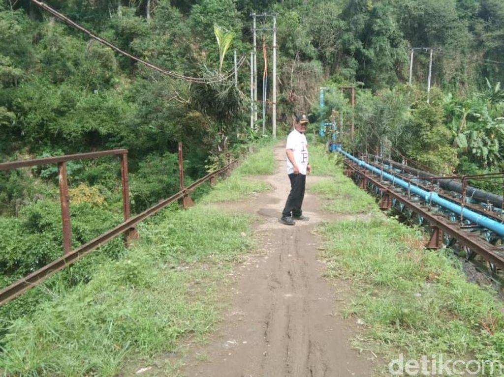 Jembatan Cisokan Cianjur, Saksi Kehebatan Pejuang Indonesia Gempur Sekutu