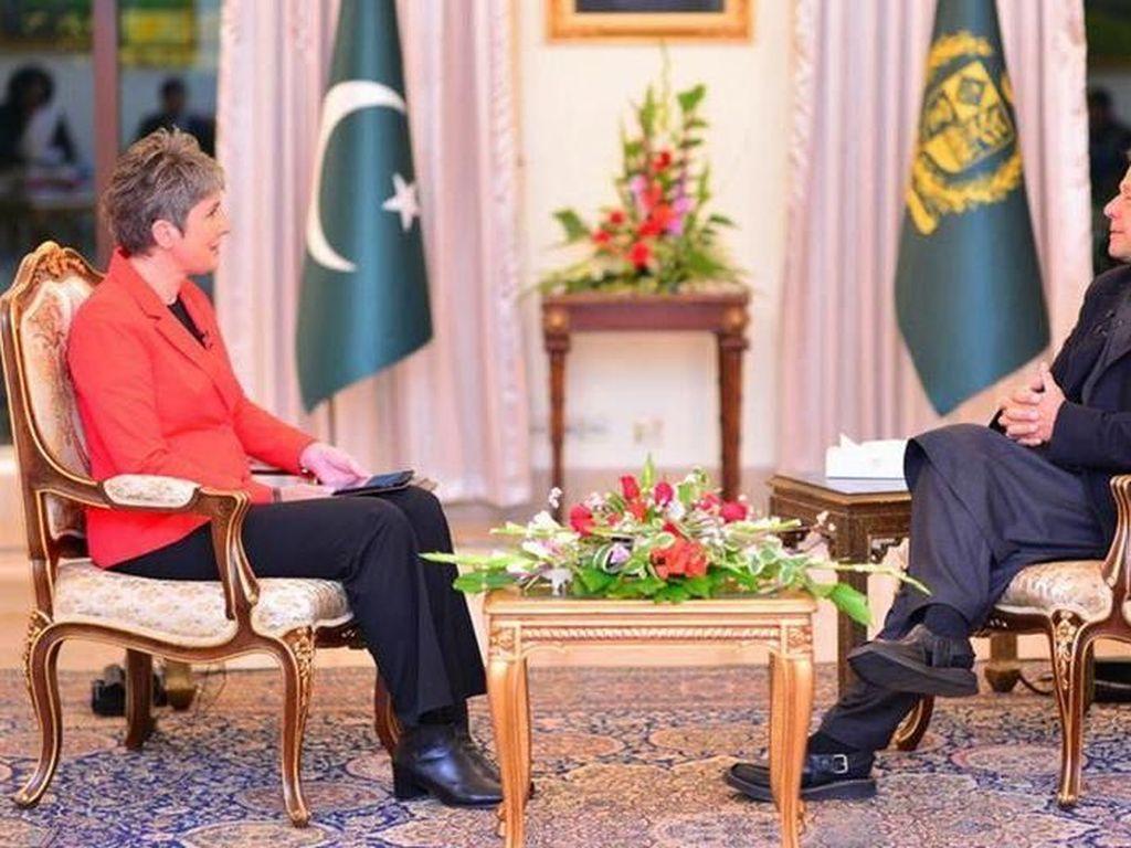 PM Pakistan Imran Khan: Eskalasi Konflik Iran Bisa Jadi Bencana