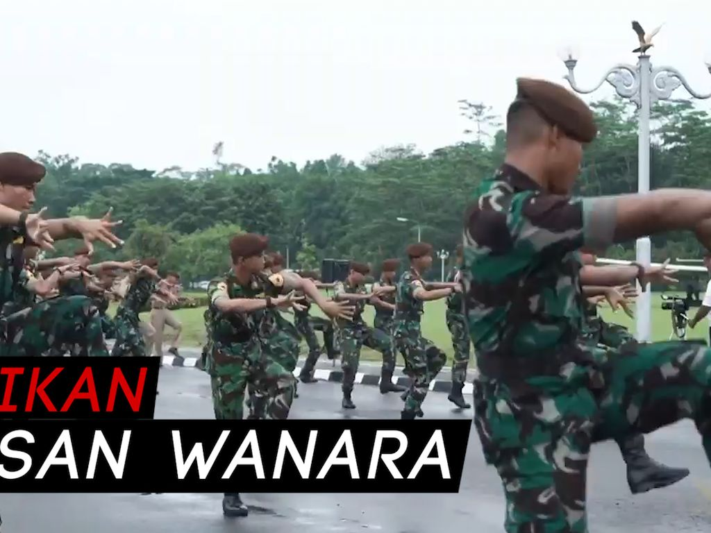 Viral Flashmob Jawa, Akademi Angkatan Udara Juga Ikutan!