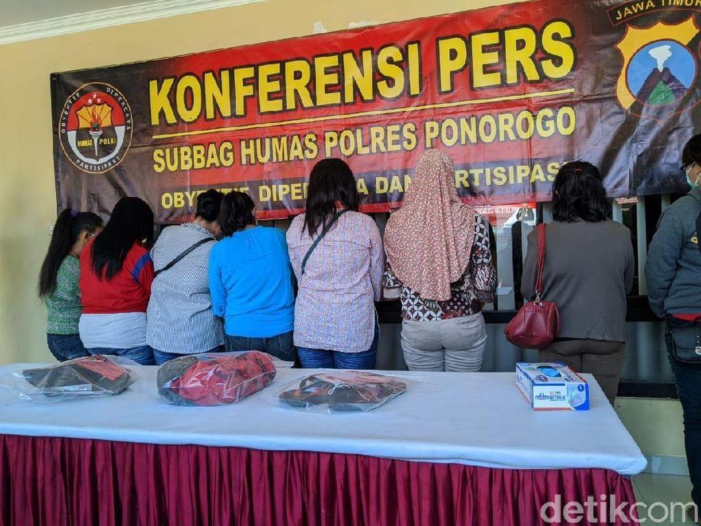 8 Wanita di Ponorogo Jual Diri dengan Pura-pura Dagang Kopi