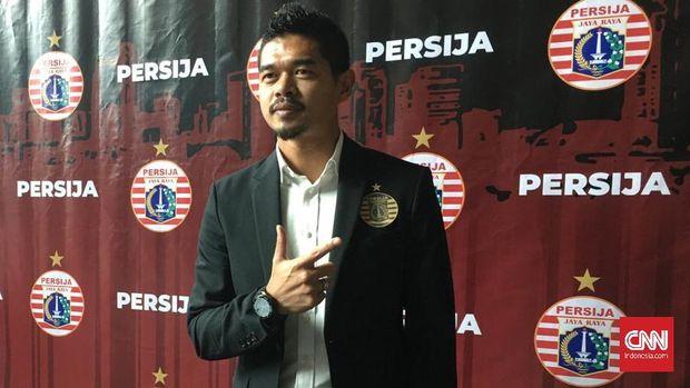 Bambang Pamungkas kini jadi manajer Persija Jakarta.