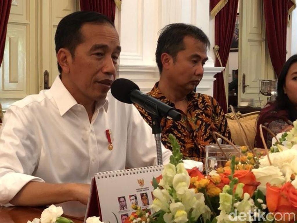 Jokowi Pastikan Semua PNS di Jakarta Pindah ke Kaltim 2024