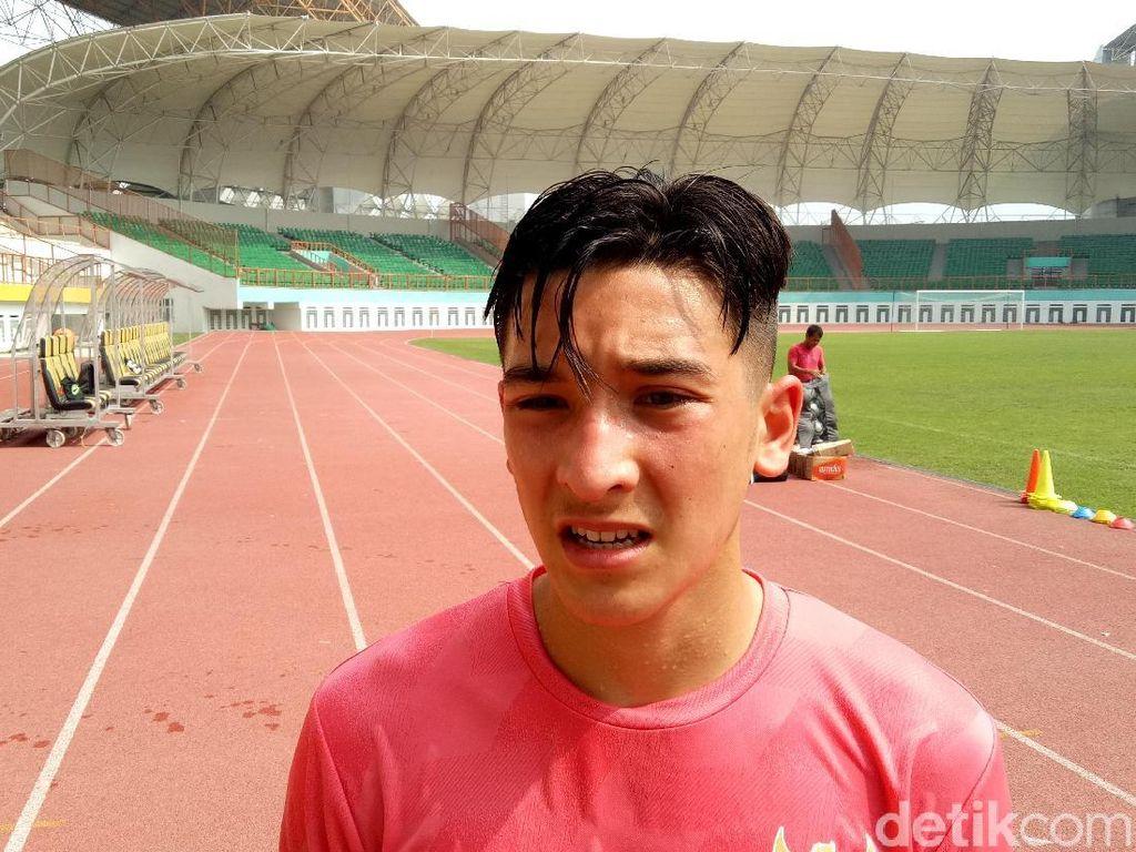 Alasan Shin Tae-yong Panggil Jack Brown ke Timnas Indonesia U-19