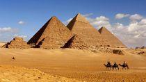 Mesir Buka Penerbangan Internasional, Turis Bisa Kunjungi Piramida Giza