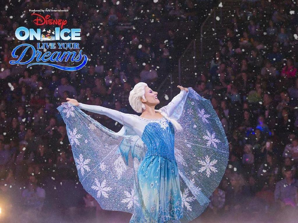 Selamat! Ini 5 Pemenang Disney on Ice 2020