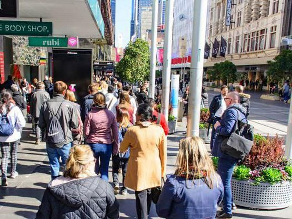 Komplotan Pencopet Terorganisir di Melbourne Ditangkap Polisi