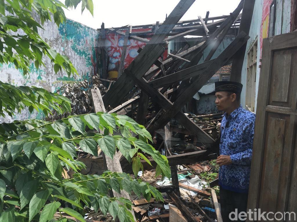 Kerusakan Bangunan 15 SD Negeri Kota Mojokerto Tak Kunjung Diperbaiki