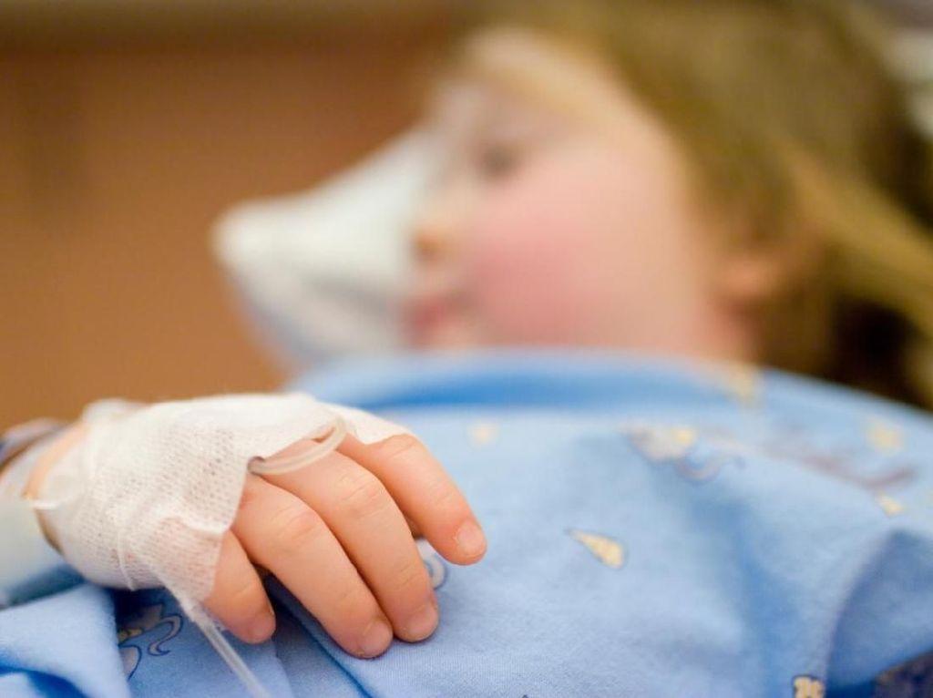 Pemakaian Disinfektan Corona Tingkatkan Kasus Anak Keracunan di AS