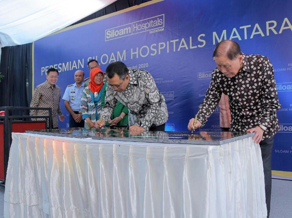 Penyediaan Fasilitas Kesehatan Berstandar Internasional