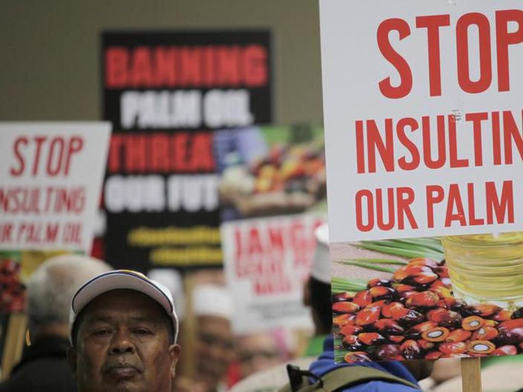Diancam Boikot Sawit, Malaysia Dekati India dan Pakistan