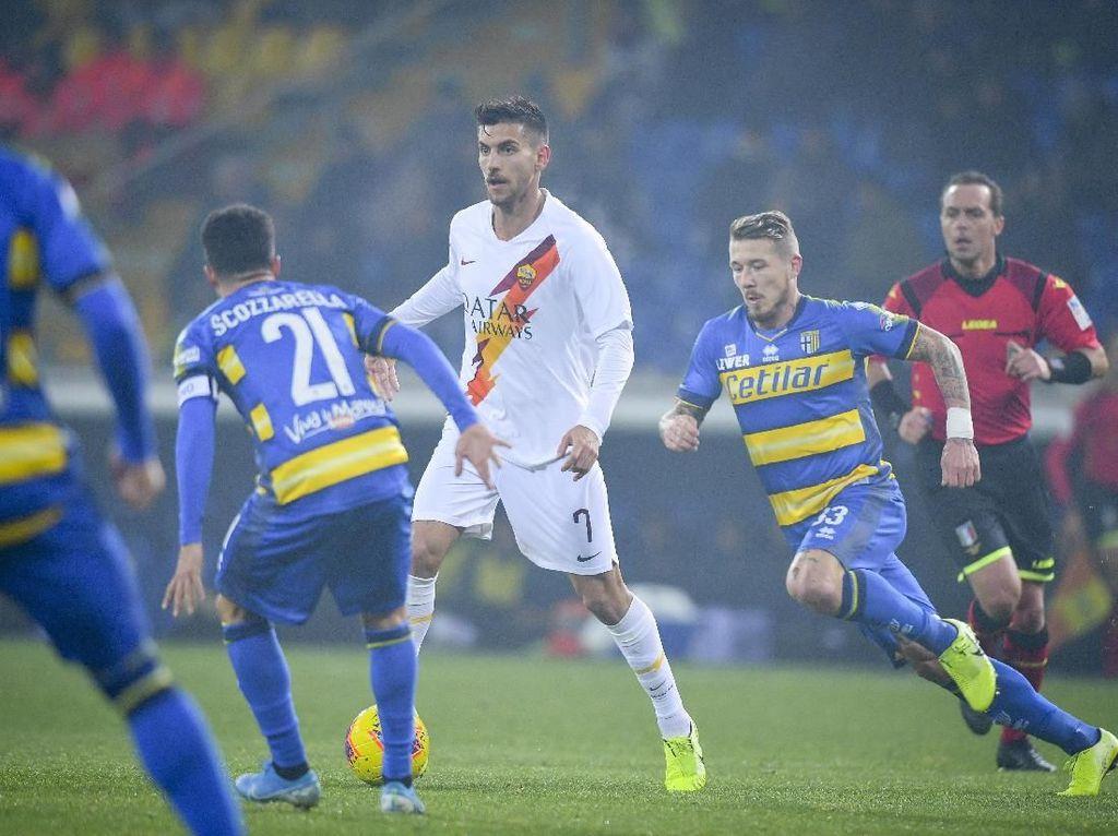 Parma Vs Roma: Lolos ke Perempatfinal Coppa Italia, I Lupi Jumpa Juventus