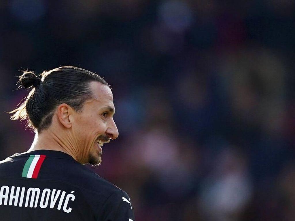 Gong Xi Fat Chai! Ibrahimovic Bawa Hoki ke AC Milan