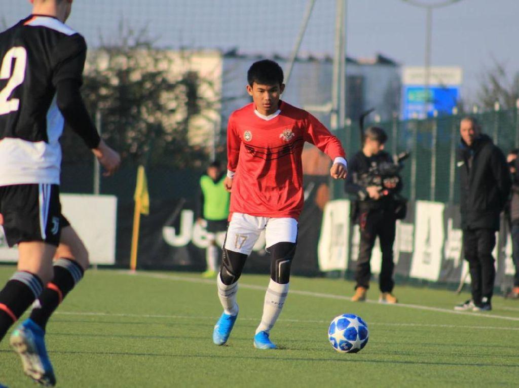 Takluk dari Juventus U-17, Garuda Select Dapat 3 Pelajaran