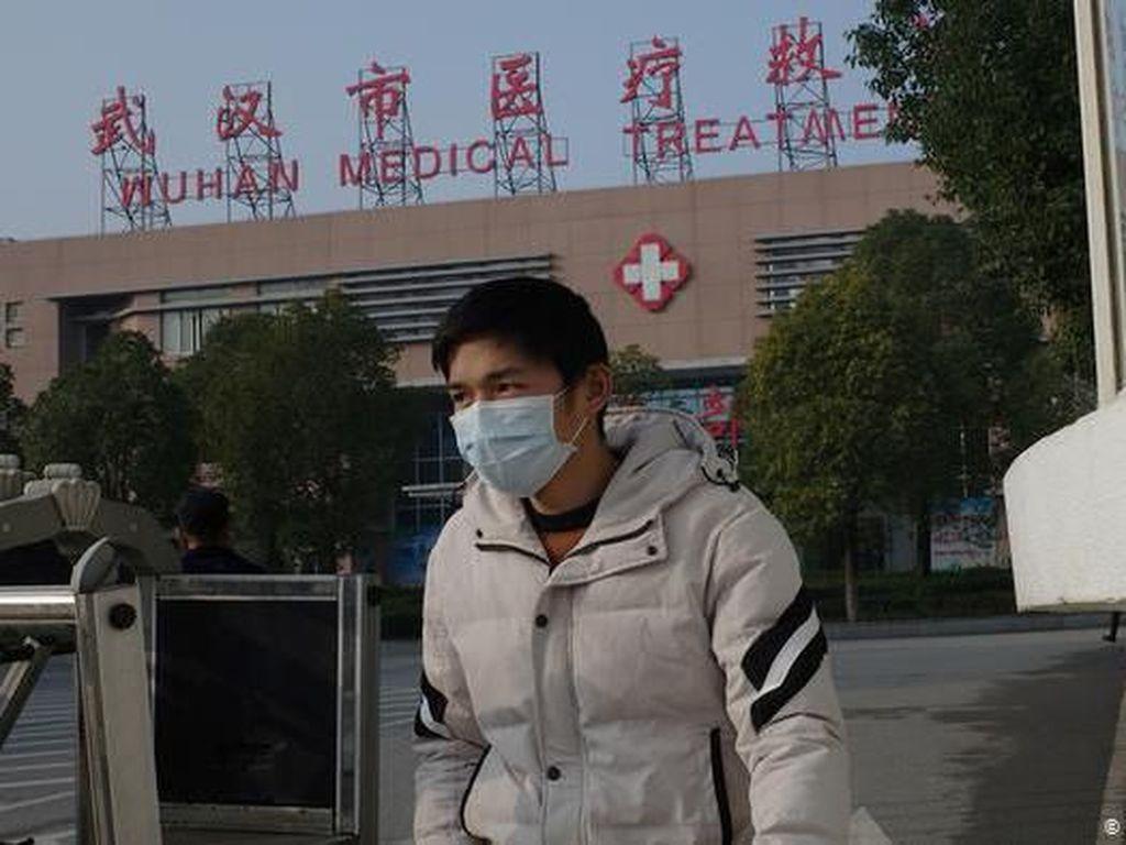 China Laporkan Kematian Kedua Akibat Virus Corona Jenis Baru