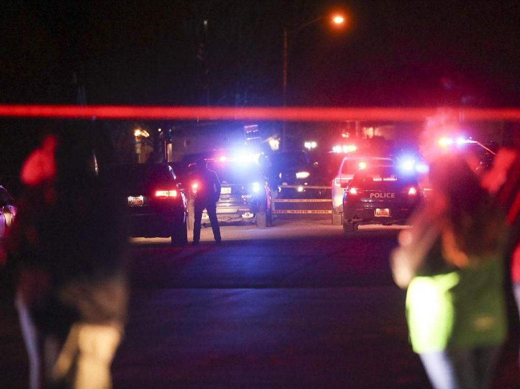 4 Orang Tewas dalam Penembakan di Utah, Pelaku Ditangkap
