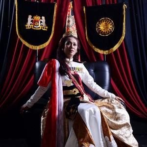 'Ratu' Keraton Sejagat Nangis Saat Ditanya Makam Janin di Sleman