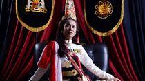 Ratu Keraton Sejagat Nangis Saat Ditanya Makam Janin di Sleman