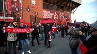 Liverpool Vs Man United: Liverpudlian, Tolong Ramaikan Anfield
