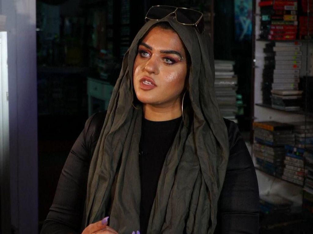 Ini Amani, Wanita Muslim Milenial di AS yang Pemberani