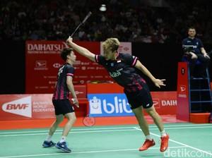 Jadwal Final Daihatsu Indonesia Masters Hari Ini