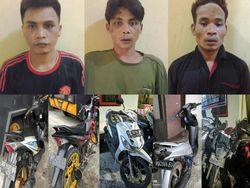 Komplotan Perampok Berjimat BAB di Rumah Korbannya Ditangkap
