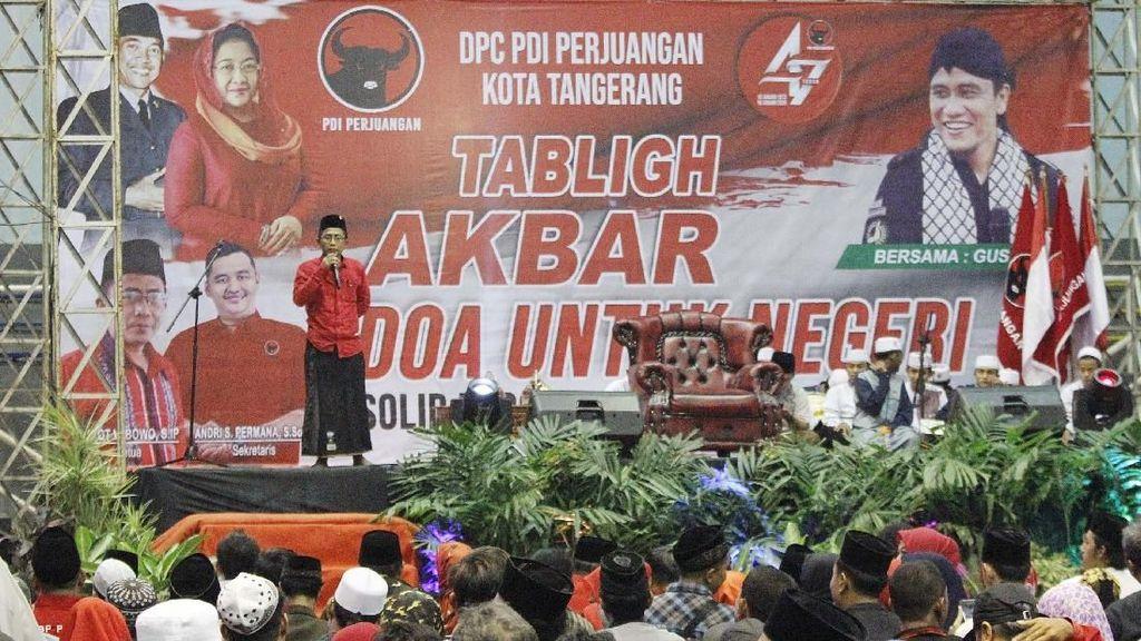 Momen Doa untuk Negeri di Tangerang