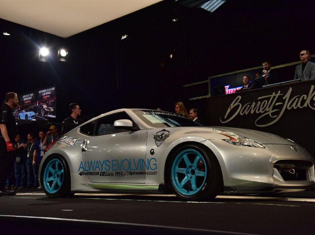 Ini Mobil Paul Walker yang Laku Rp 1 Miliar