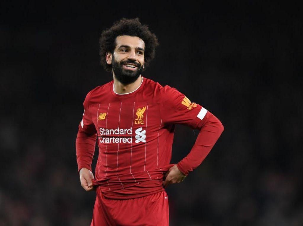 Salah: Liverpool Gagal Menang di Old Trafford karena Saya Absen