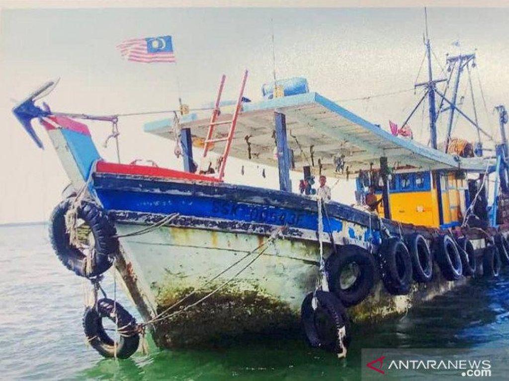 5 WNI Diculik di Perairan Malaysia, RI Koordinasi ke Filipina