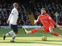 Tottenham Lewatkan 270 Menit Tanpa Gol