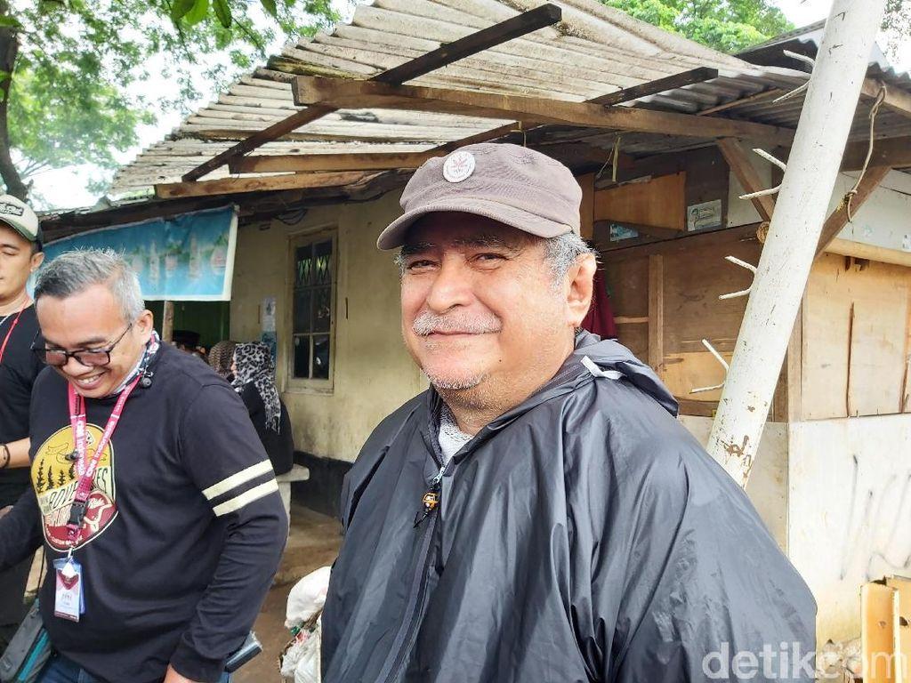 Slamet Rahardjo Petik Nilai Kehidupan dari Ade Irawan