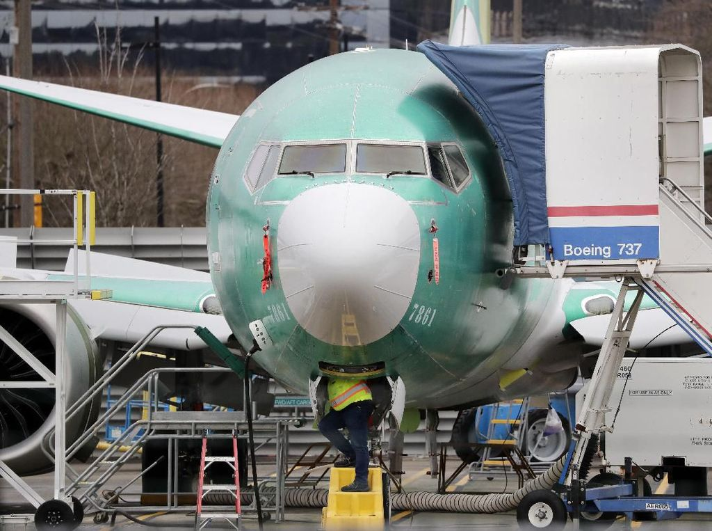 Lagi, Boeing Temukan Masalah Baru pada Software Pesawat 737 MAX
