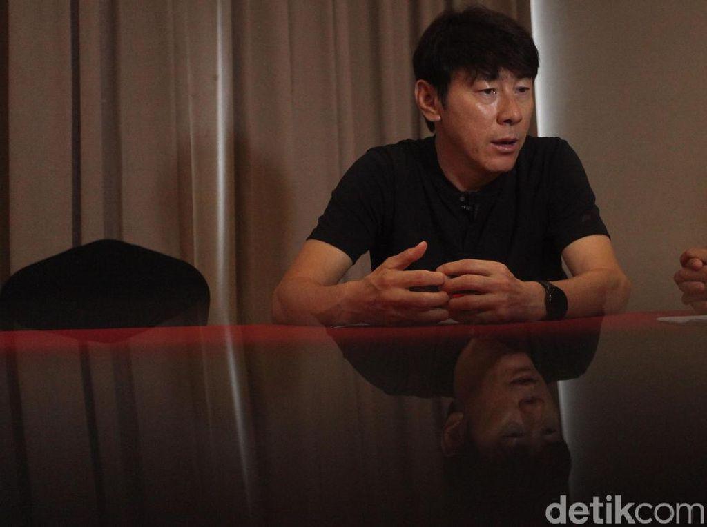 Video: Shin Tae-yong, Asnawi, Ansan
